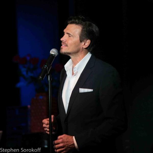Brent Barrett at Brent Barrett Brings 'Night Songs' to Helsinki Hudson