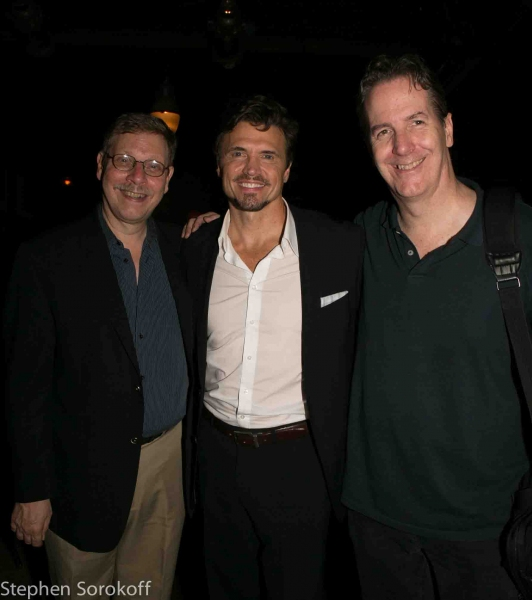 Director Barry Kleinbort, Brent Barrett Music Director CHristopher Denny