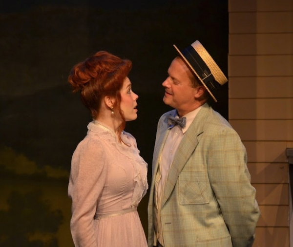 Photo Flash: BCP's THE MUSIC MAN Production Photos