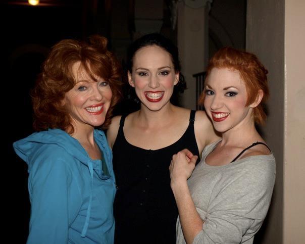 High Res Cynthia Ferrer, Gail Bennett and Adrianna Lyons