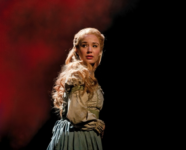 Sierra Boggess at First Look at Sierra Boggess, Danielle Hope, and More in West End's LES MISERABLES!