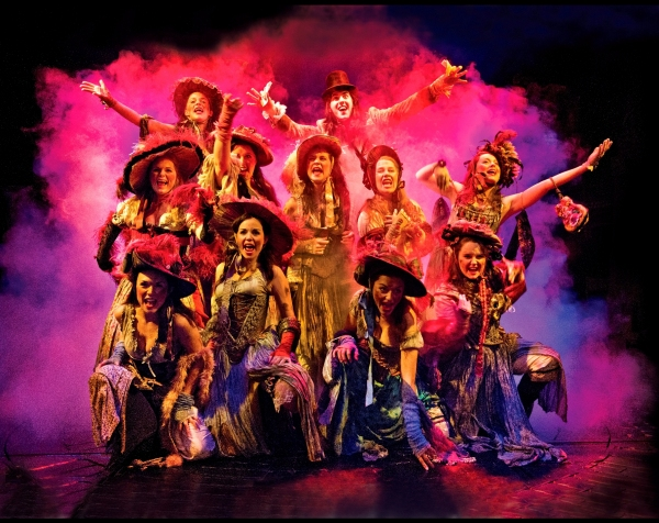 Photo Flash: First Look at Sierra Boggess, Danielle Hope, and More in West End's LES MISERABLES!
