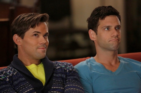 Photo Flash: NEW NORMAL Shots of Andrew Rannells & More