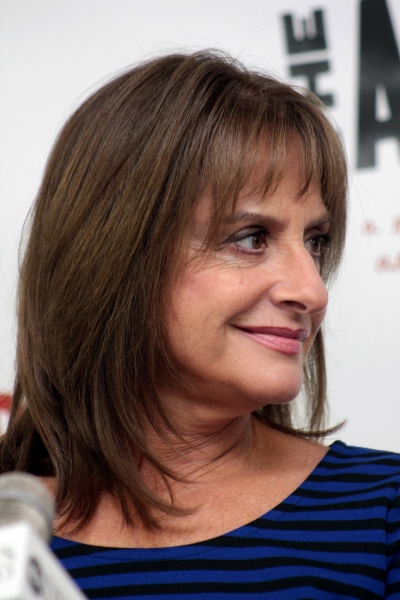 Patti LuPone at THE ANARCHIST's Patti LuPone and Debra Winger Meet the Press!