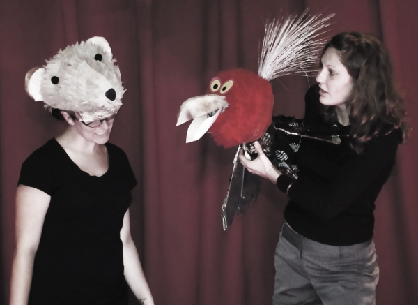 Photo Flash: First Look at MET Fun Company's RIKKI TIKKI TAVI