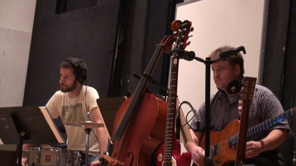 Brandon Draper and Curtis Oberle