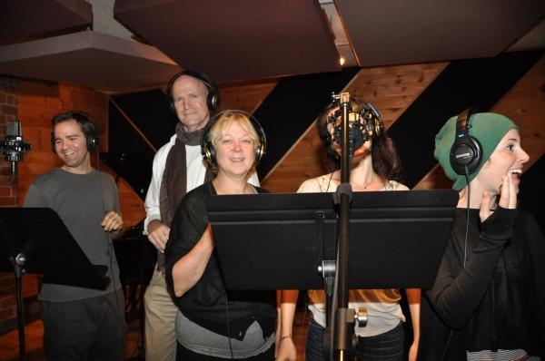 Brian Munn, Michael DeVries, Kathe Mull, Amanda Rose and Kate Fahrner Photo