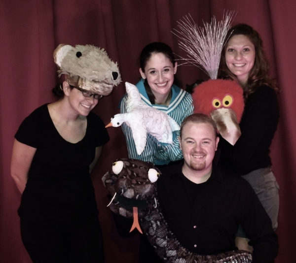 Photo Flash: First Look at the Cast of MET Fun Company's RIKKI TIKKI TAVI