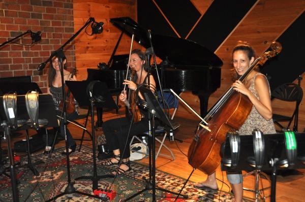 Erin Benim, Emily Yarbrough and Allison Seidner Photo