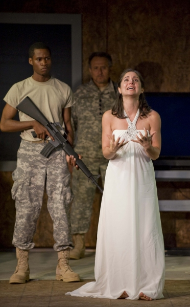 Photo Flash: First Look at Next Theatre's IPHIGENIA 2.0