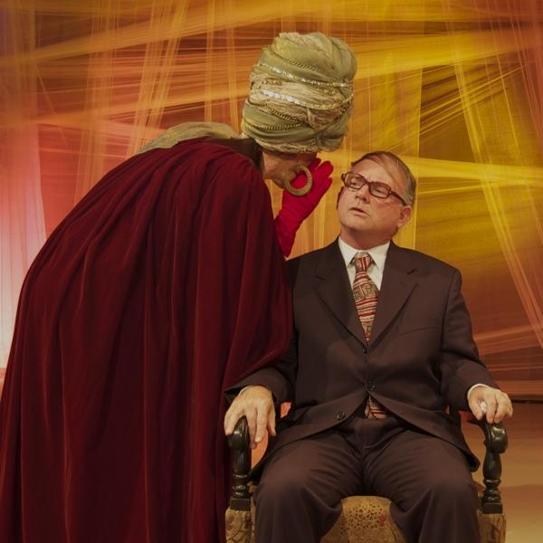 Photo Flash: TINY KUSHNER Makes Northwest Premiere at New City Theater