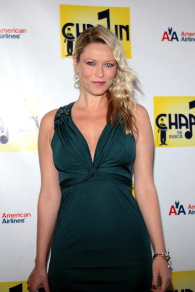 Kiera Chaplin at CHAPLIN Opening Night Red Carpet - Jonas x2, Hilty, Ripley & More!