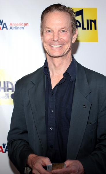 Bill Irwin at CHAPLIN Opening Night Red Carpet - Jonas x2, Hilty, Ripley & More!