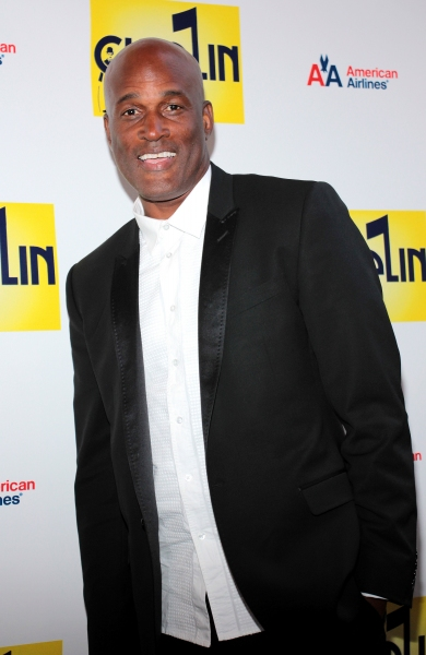 Kenny Leon at CHAPLIN Opening Night Red Carpet - Jonas x2, Hilty, Ripley & More!