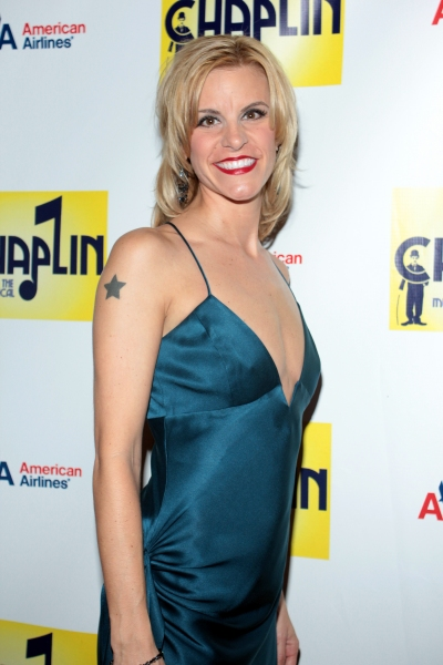 Photo Coverage: CHAPLIN Opening Night Party - Check Out the Cast!