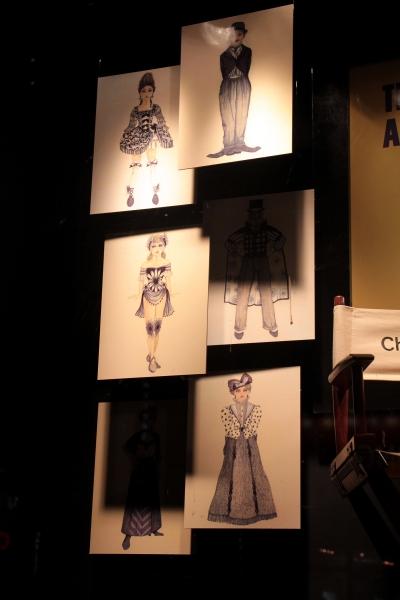 Photo Coverage: CHAPLIN's Macy's Window Display!