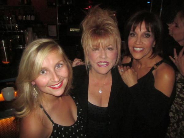 Lindsay Ridgeway, Rita McKenzie, Joan Ryan