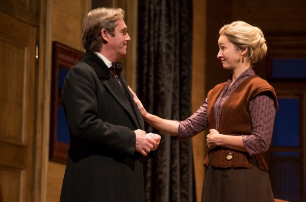 Photo Flash: First Look at Boyd Gaines & Richard Thomas in AN ENEMY OF THE PEOPLE!