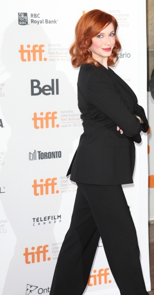 Photo Coverage: Christina Hendricks, Woody Harrelson, Adam Driver Take Part in AMERICAN BEAUTY Reading at TIFF