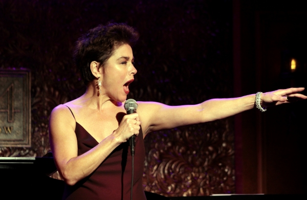 Photo Coverage: Jason Robert Brown and Christine Andreas Give Concert Preview at 54 Below!