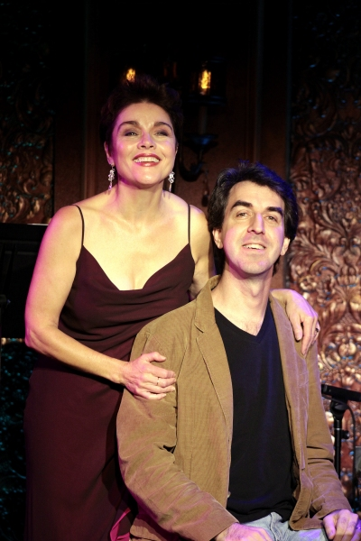 Christine Andreas, Jason Robert Brown