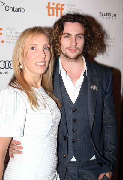 Sam Taylor-Wood & Aaron Taylor-Johnson