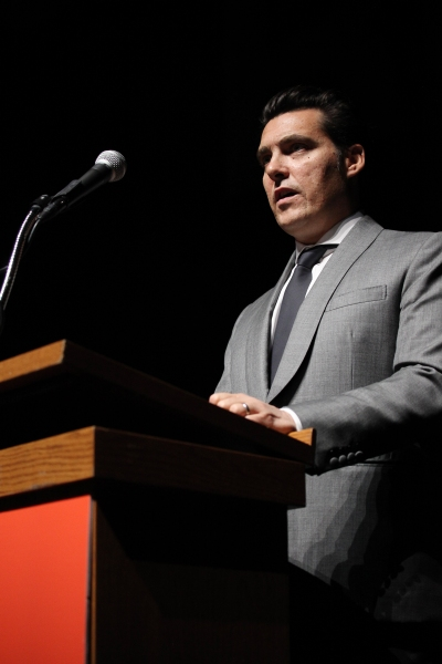 THE PRESENTATION: Director Joe Wright