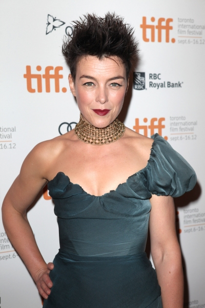 Olivia Williams at Jude Law, Keira Knightley at ANNA KARENINA's TIFF Premiere
