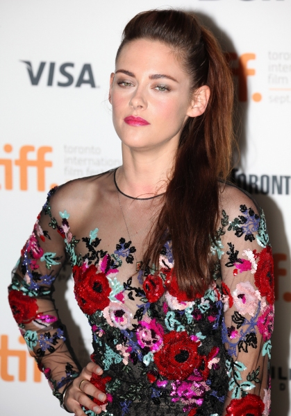 Photo Coverage: Kristen Stewart, Kirsten Dunst on the Red Carpet for ON THE ROAD at TIFF