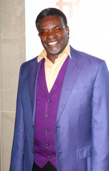 Keith David  at Tom Hanks, Halle Berry on Red Carpet for CLOUD ATLAS at TIFF