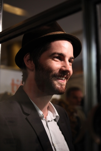 Jim Sturgess at Tom Hanks, Halle Berry on Red Carpet for CLOUD ATLAS at TIFF