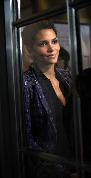 3 at Tom Hanks, Halle Berry on Red Carpet for CLOUD ATLAS at TIFF