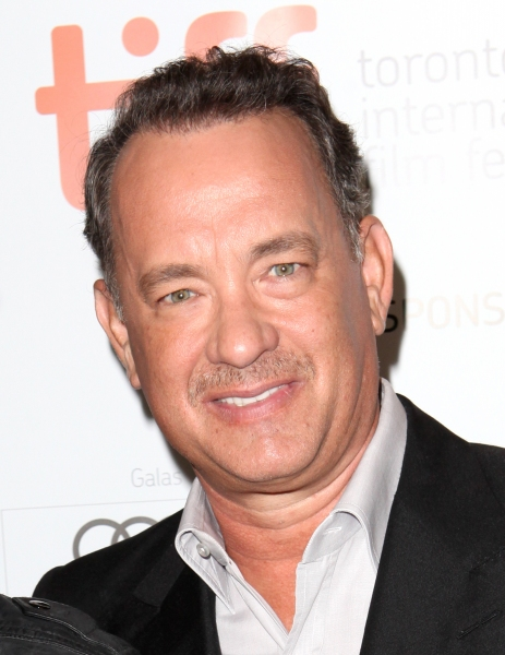 Tom Hanks at Tom Hanks, Halle Berry on Red Carpet for CLOUD ATLAS at TIFF