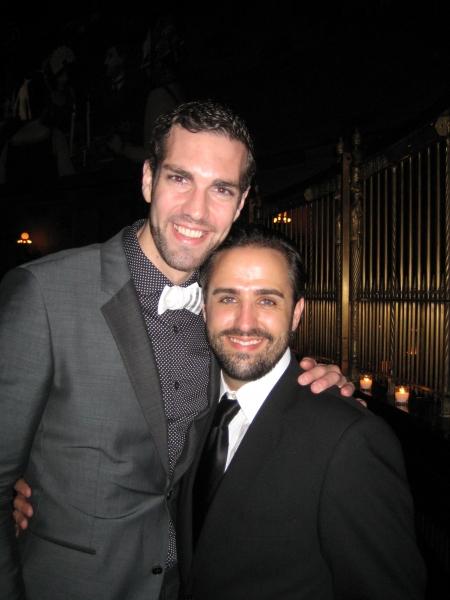 Timothy Hughes and Eric Santagata