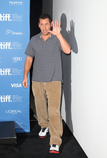 Photo Coverage: The Cast of HOTEL TRANSYLVANIA at TIFF - Fran Drescher, Adam Sandler, Andy Samberg, Selena Gomez & More!