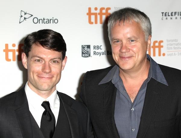 Patrick Fugit and Tim Robbins