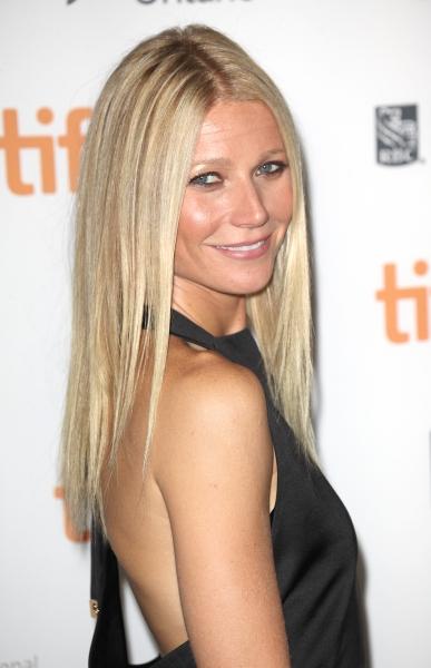 Gwyneth Paltrow at Josh Gad, Gwyneth Paltrow at THANKS FOR SHARING Premiere at TIFF