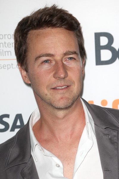 Edward Norton at Josh Gad, Gwyneth Paltrow at THANKS FOR SHARING Premiere at TIFF