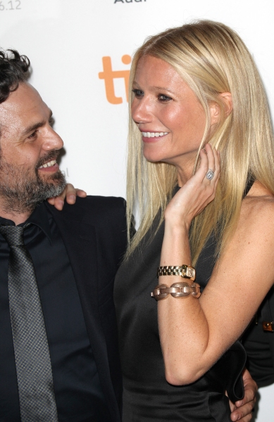 Photo Coverage: Josh Gad, Gwyneth Paltrow at THANKS FOR SHARING Premiere at TIFF