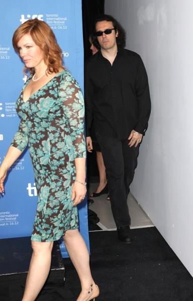 Amy Berg & Damien Echols Photo