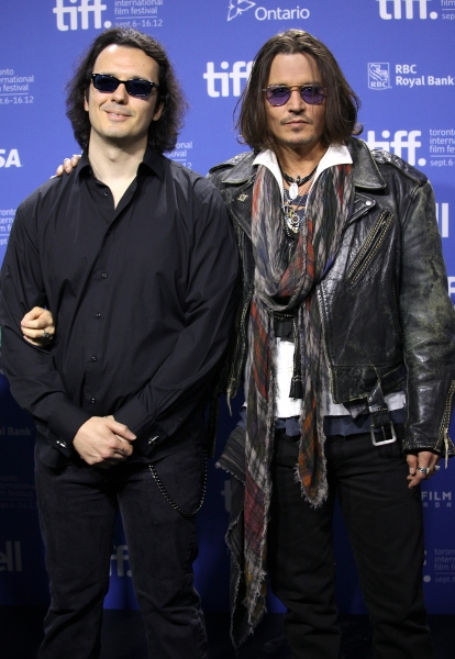 Damien Echols & Johnny Depp
