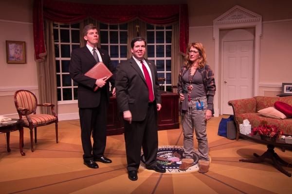 Jonathan Jacobson, Tom Libonate, and Robyn Maitland