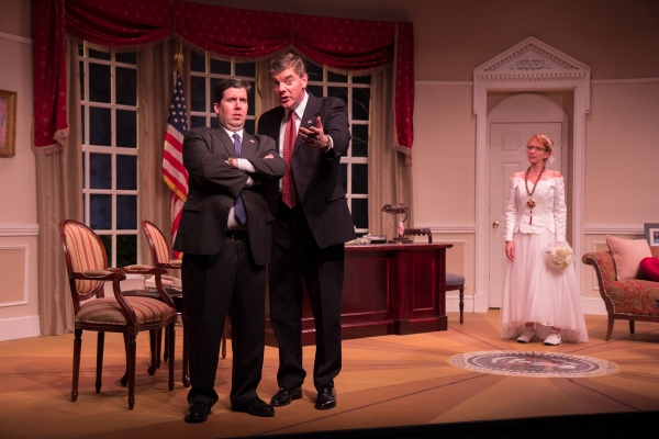 Photo Flash: First Look at TheatreWorks New Milford's NOVEMBER
