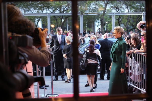 Photos: Rachel McAdams, Olga Kurylenko and Ecky Malik on the Red Carpet for TO THE WONDER at TIFF!