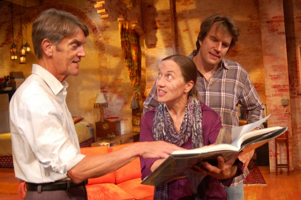 Photo Flash: TIME STANDS STILL at Horizon Theatre Company