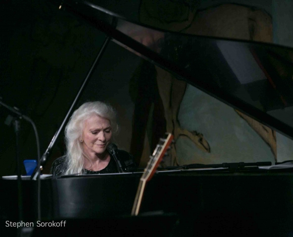 Photo Coverage: Inside Judy Collins' Season Opener at Cafe' Carlyle