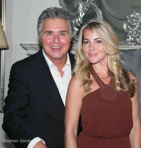 Steve Tyrell & Morgan James at Inside Judy Collins' Season Opener at Cafe' Carlyle