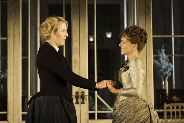 Photo Flash: First Look at Sheridan Smith and More in HEDDA GABLER at the Old Vic