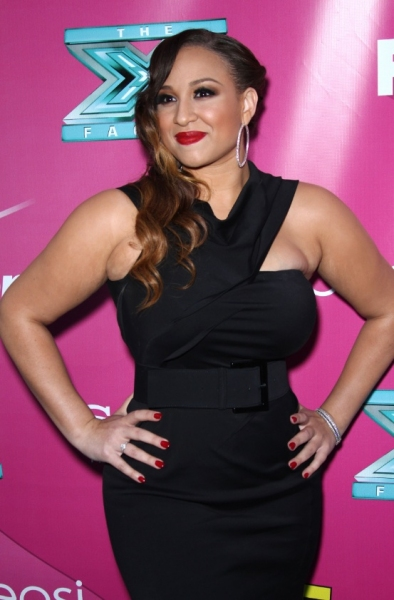 X FACTOR Season 1 Winner Melanie Amaro