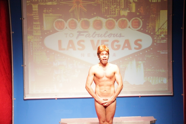 BWW Exclusive First Look: Uber-Fit Perez Hilton as Saucy Prince Harry in NEWSICAL THE MUSICAL!